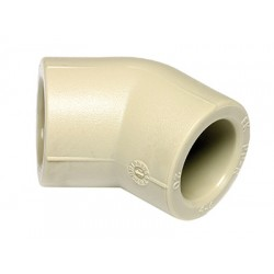 Elbow 45 PPRc Dadex Polydex (PN-25)