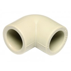 Elbow 90 PPRc Dadex Polydex (PN-25)