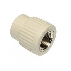 Socket female Adaptor PPRc Dadex Polydex (PN-25)