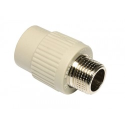 Socket Male Adaptor PPRc Dadex Polydex (PN-25)
