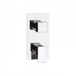 Wall Plate Lever Thermo SKYLINE Daniel Italy