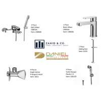 Bath Set w/Hand Shower OMEGA DANIEL Italy