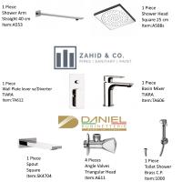 Bath Set w/Diverter TIARA Daniel Italy