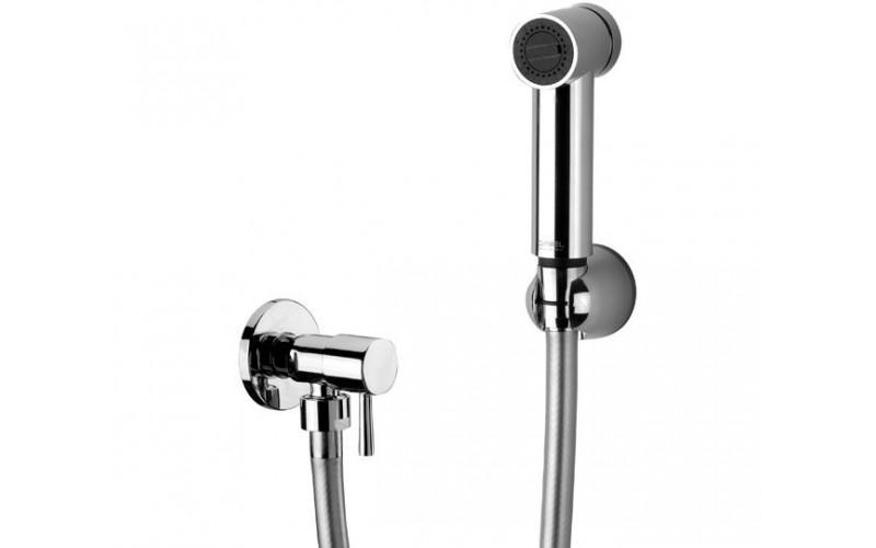 Toilet Shower C.P. Soft-Press Daniel Italy