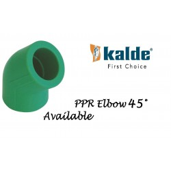 ELBOW 45° PPRC Kalde Turkey (PN-25)