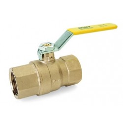 Ball Valve Yellow IMT Switzerland