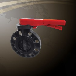 Butterfly Valve Lever handle LD Taiwan
