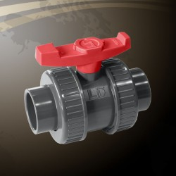 Ball Valve Double Union LD Taiwan