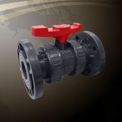 Ball Valve Flanged Imported