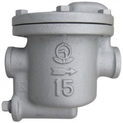 Steam Trap Bucket VENN Japan