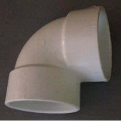 Elbow 90° uPVC SCH-40 Royal