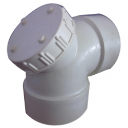 Elbow Plug uPVC Royal SCH-40