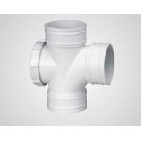Tee Plug uPVC Royal SCH-40
