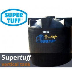 Storage Tank Vertical Black Polyethylene