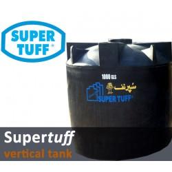 Storage Tank Vertical Black Polyethylene