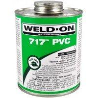 WELD ON UPVC Solution 717 USA