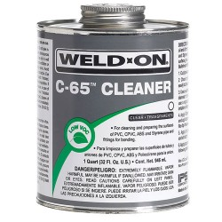 WELD ON C-65 CLEANER USA